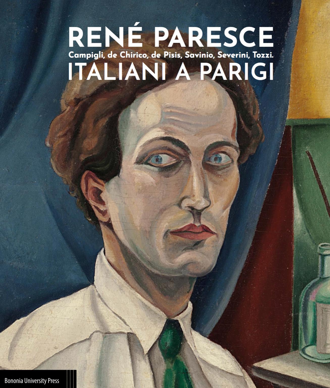 """Conferenze in occasione della mostra """"René Paresce. Italiani a Parigi"""""""